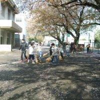 4月15日(月)「城西小生き生き隊」の活動
