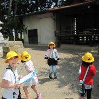 3年生校外学習(絹川探検)