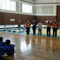 AED講習会(2年生)