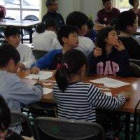 5年生 田植え体験(農業に関する学習)