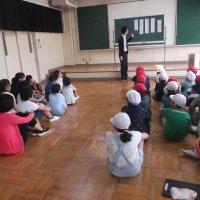 7月9日(火)結城特別支援学校との交流活動
