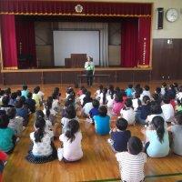 7月18日(木)夏休み安全教室