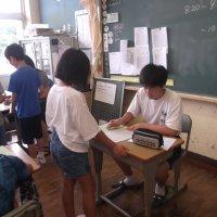 7月22日(月)学びの広場・学習相談