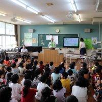 夏の安全教室