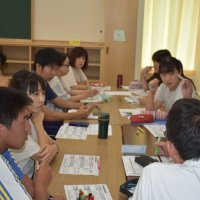 夏の職員研修④「プロジェクトJ会議」