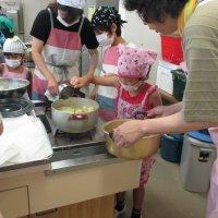 すこやか親子料理教室
