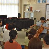 夏の職員研修⑧「音楽」