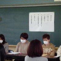 2月20日(木)家庭教育学級閉級式