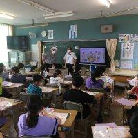 7月31日(金)外国語の授業の様子